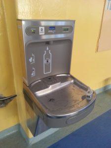 poidełko wody kranówki